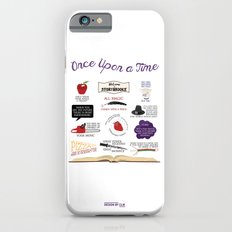 Once Upon a Time Quotes Slim Case iPhone 6