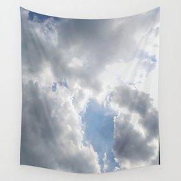 Sky Praise Wall Tapestry