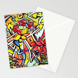 All that Jazz Summer Sessions Stationery Cards