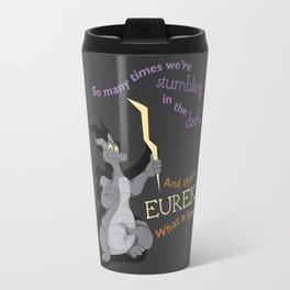 Stumbling in the Dark Travel Mug