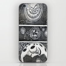 Living the Moontime iPhone & iPod Skin