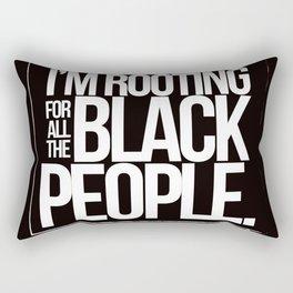 ROOTING FOR YOU Rectangular Pillow