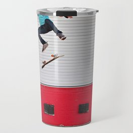 Backside Flip Travel Mug