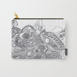 The Anatomy of Thought 1 Carry-All Pouch