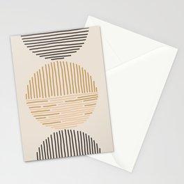 one last swim Stationery Cards