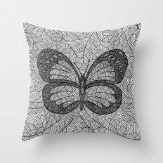 BUTTERFLY3.1 Throw Pillow