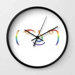 That face. Wall Clock