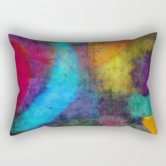 he`s got the sun and the moon LXX Rectangular Pillow