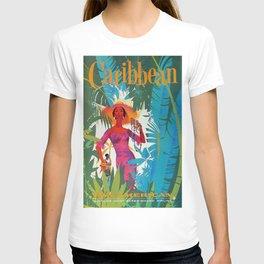 Vintage poster - Caribbean T-shirt