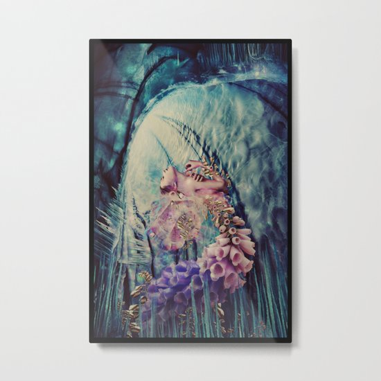 THE BLOOM Metal Print