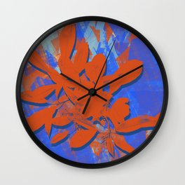 Autumn's Arrival Wall Clock