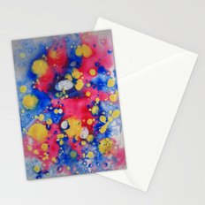 Colour Mix I Stationery Cards