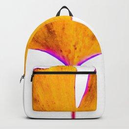 ginkgo biloba leaf Backpack
