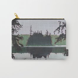 Ouse Lake, Algonquin Park Carry-All Pouch
