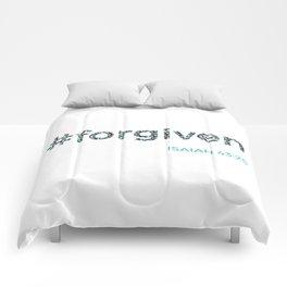 I am #forgiven Comforters