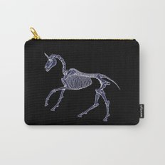 Unicorn Fossil Carry-All Pouch