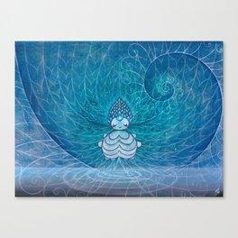 Awaken Consciousness Canvas Print