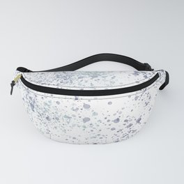 Abstract Winter 1 Fanny Pack