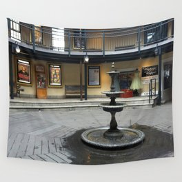 Provincetown Fountain Wall Tapestry