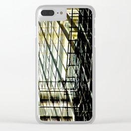 Urban Sound of BERLIN Clear iPhone Case