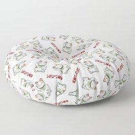Maneki Neko Tenshu Floor Pillow