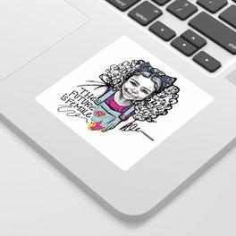 #STUKGIRL JORDYN Sticker
