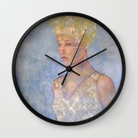 focus Wall Clocks featuring Focus by Hinterland Girl