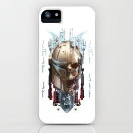 Mando 1 iPhone Case