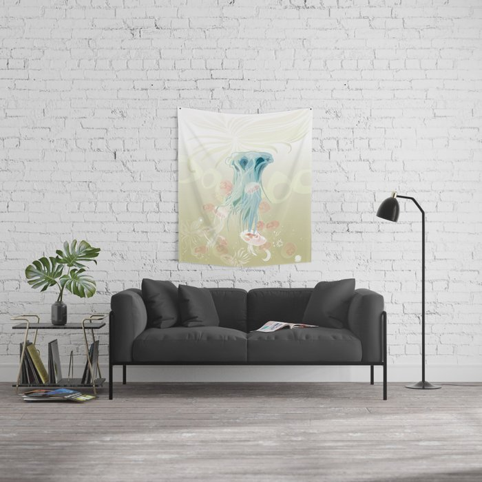 Goblet delight Wall Tapestry