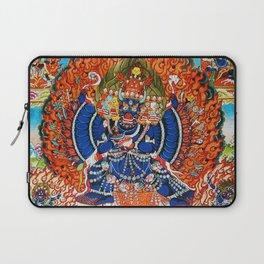 Tantric Buddhist Vajrabhairava Deity 3 Laptop Sleeve