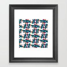 ShardSpark Framed Art Print