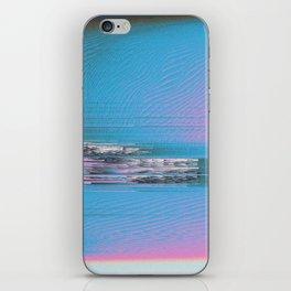 54B0R iPhone Skin
