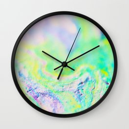Unicorn S**t Wall Clock