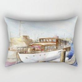 Living the Dream Rectangular Pillow