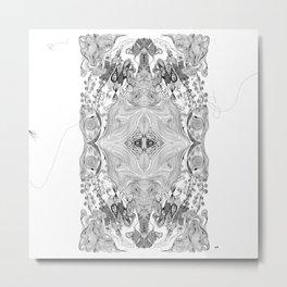 Enticing Metal Print