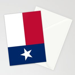 Texas State Flag, Authentic Version Stationery Cards