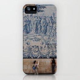 Art Piece by Madalena Veloso iPhone Case