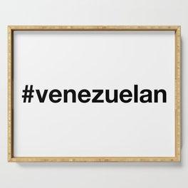 VENEZUELA Serving Tray