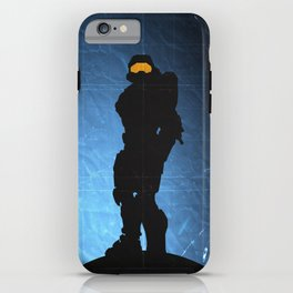 Halo 4 - Sierra 117 iPhone Case