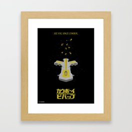 Hammer Head (See You, Space Cowboy...) Framed Art Print