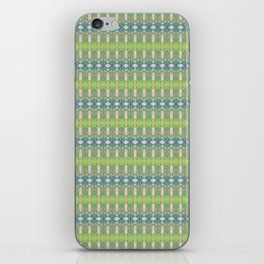 Green Wall iPhone Skin