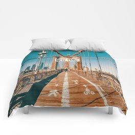 New York Comforters