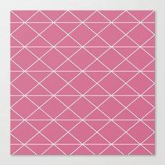 Prisma Bubblegum Canvas Print