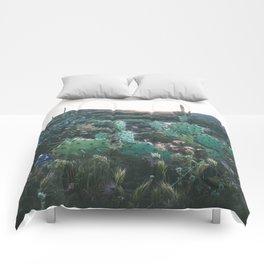 Arizona Cactus Comforters