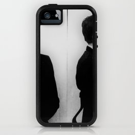 Johnny Cash Mug Shot Country Music Fan iPhone Case