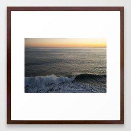 Rodeo Beach, California Framed Art Print