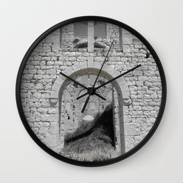 Military Factory Wall Clock