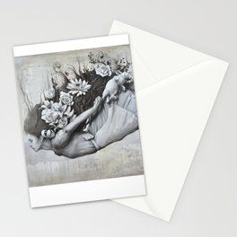 Le jardin d'Alice Stationery Cards