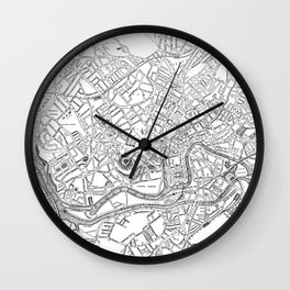 Bristol 1882 Wall Clock