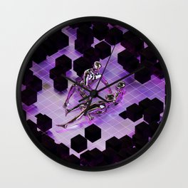 DIGITAL LOVE Wall Clock